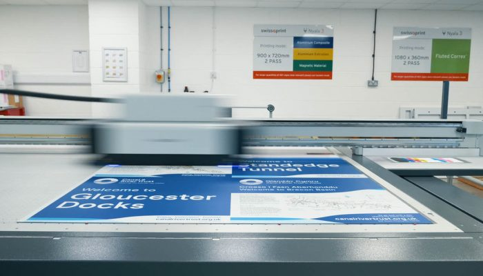 Manufacturing Film | Contract Sign Systems
